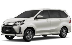 Borneo Car Toyota Avanza